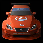 Team Lexus GT2 IS 350