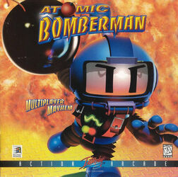 Atomic Bomberman Box