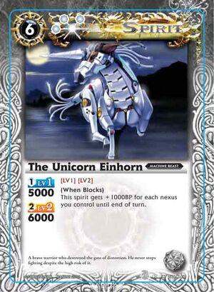 Battle spirits Set 3  300px-Einhorn2