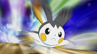 EP712 Emolga usanddo golpe areo