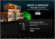 Biker Clunhouse Level 5