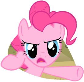 Pinkie Pie 4th Wall