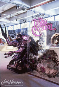 The World of the Dark Crystal (exhibit)