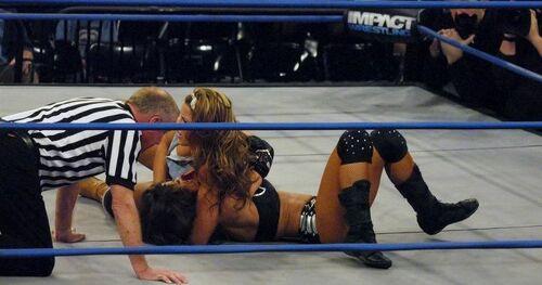 TNA Impact Divas