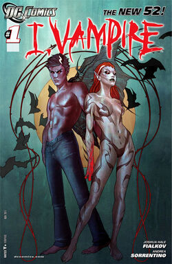 I, Vampire Vol 1 1