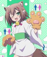 Hideyoshi Summon Bakeneko