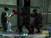 Tekken 4 Force Mode - Military Installation 3