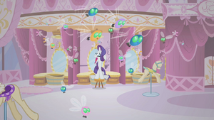 Rarity Screaming harder S01E10