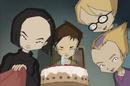 11 aelita's birthday cake