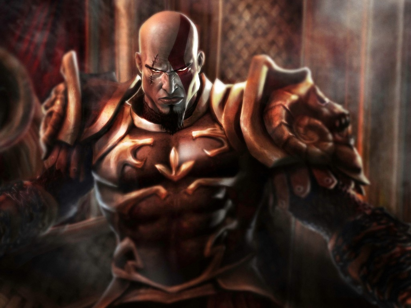 Kratos   God Of War Wiki   God Of War  Ascension  Kratos  Dioses