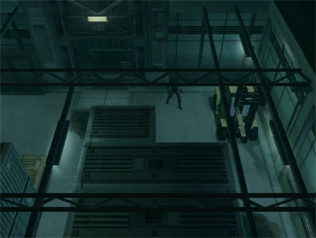 Solidus Snake The Metal Gear Wiki Metal Gear Solid