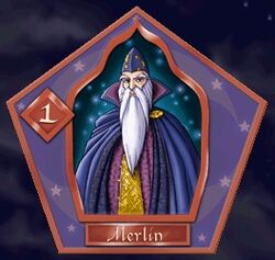Merlin - Chocogrenouille HP2
