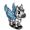 Mini Zebra Pegasus Foal-icon