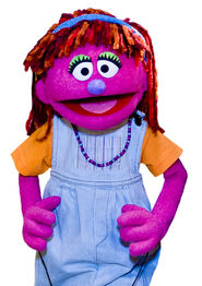 Lily (Sesame Street)