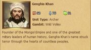 Genghis Khan