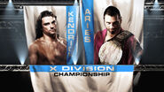 6 Brian Kendrick vs. TNA X Division Champion Austin Aries (Title Match)