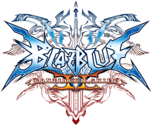 BlazBlue Continuum Shift II (Logo)