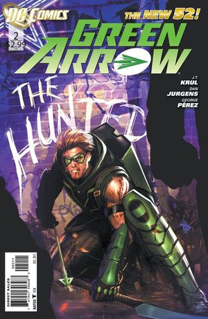 Cover for Green Arrow #2