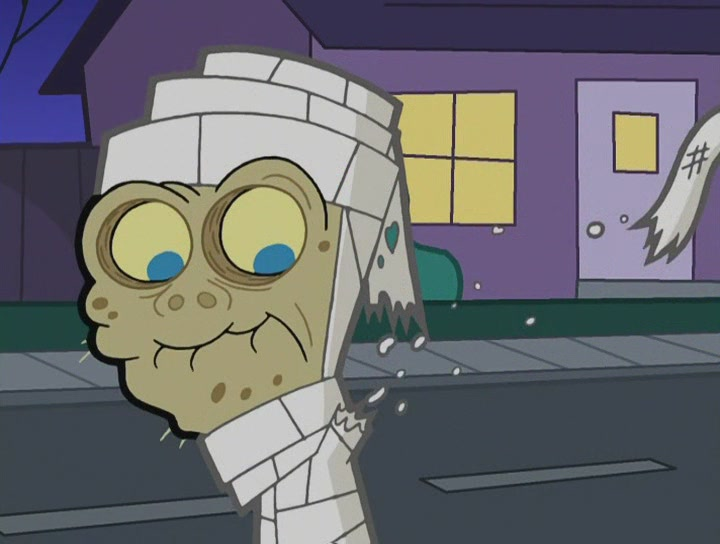 The Fairly OddParents: Scary GodParents