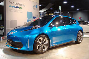 Prius c concept