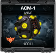 Mine ACM-01