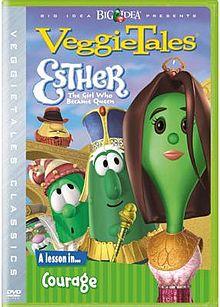 The girl who became queen the veggietales encyclopedia wiki