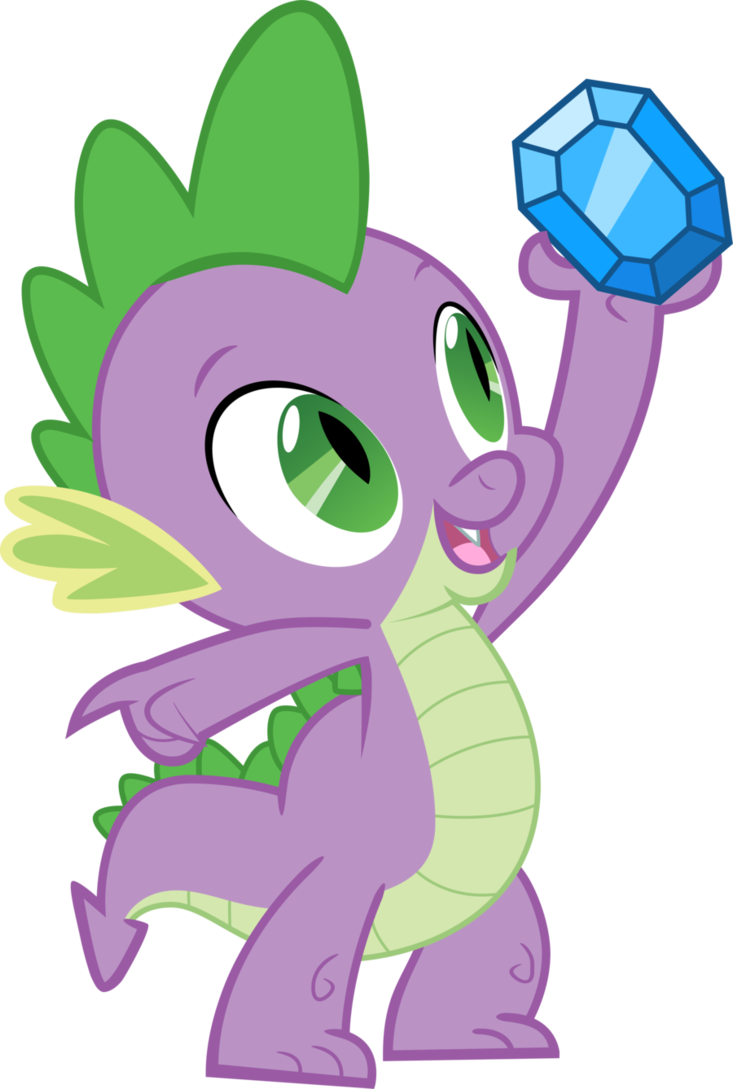 Spike - My Little Pony Fan Labor Wiki