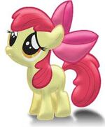Sad Apple Bloom