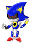 Classic Metal Sonic 2
