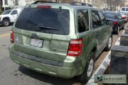Ford Escape Hybrid with logo 5206 DC 03 2009