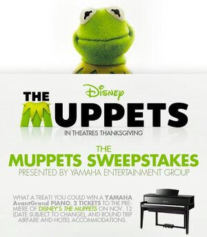 MuppetsSweepstakes