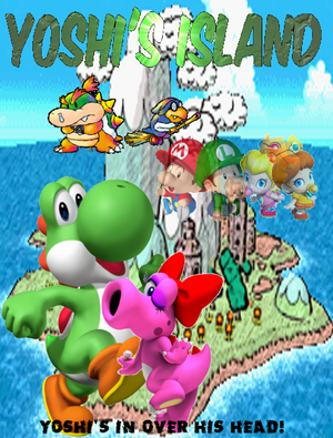 Yoshi's Island (movie) - Fantendo, the Nintendo Fanon Wiki - Nintendo