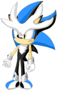 Syber the Hedgehog re-design HYRO