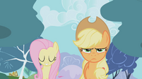 Applejack upset S01E04