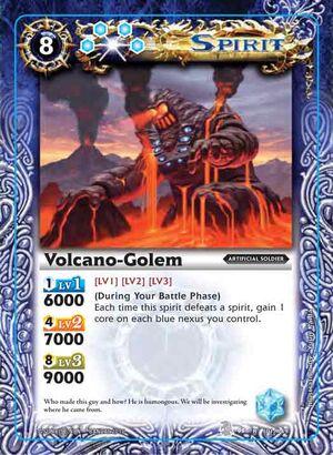 Battle spirits Set 3  300px-Volcano-golem2
