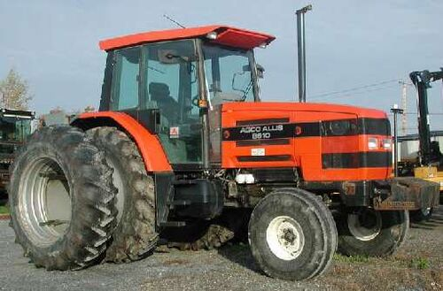 Agco Allis Tractors : Agco allis tractor construction plant wiki the