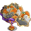 Halloween Cookies Tree-icon