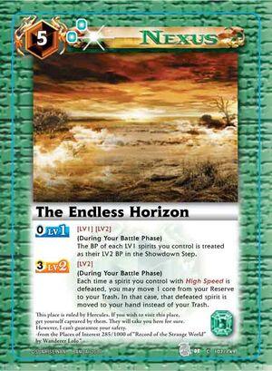 Battle spirits Set 3  300px-Endlesshorizon2