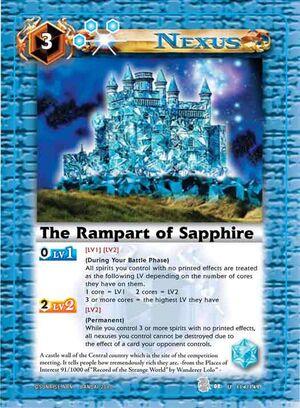 Battle spirits Set 3  300px-Rampartofsapphire2