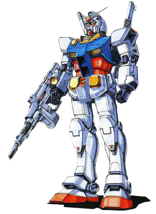 78 Images About Temperance On Pinterest: RX-78-02 Gundam