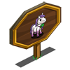 Vineyard Mini Horse Mastery Sign-icon