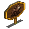 Kodiak Cub Mastery Sign-icon
