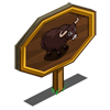 Indian Yak Mastery Sign-icon