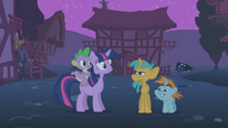 Twilight whats going on S1E6