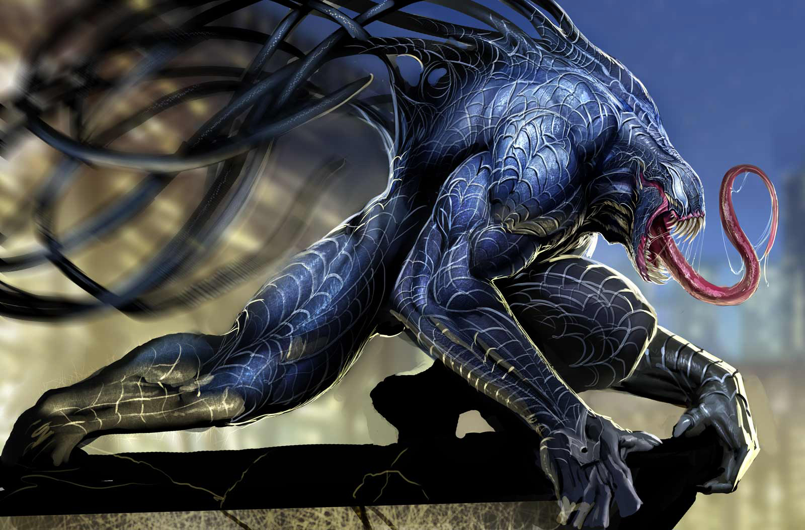 venom background information feature films spider man 3 television ...