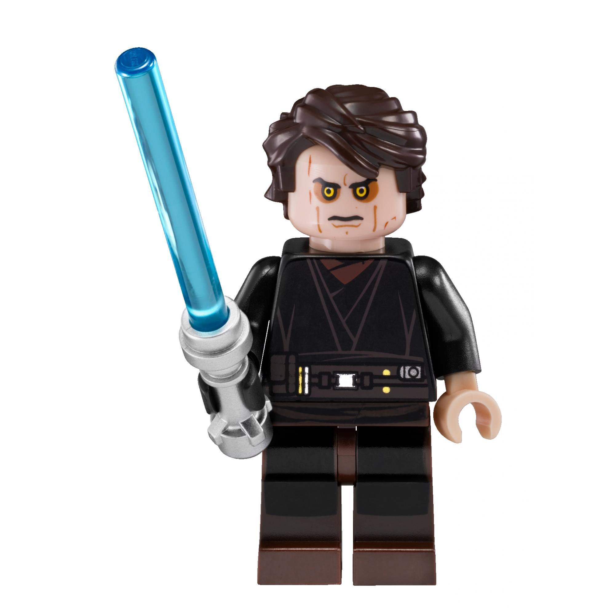how to make a lego anakin skywalker