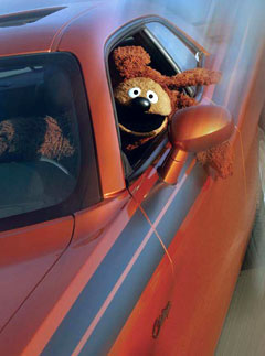 Rowlf car