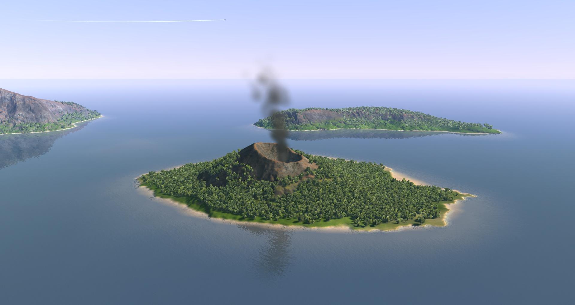 krakatoa now height