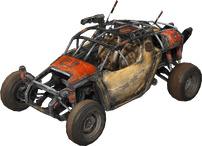 Buggy Transparent
