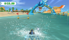 Gyarados&#39; Aqua Dash
